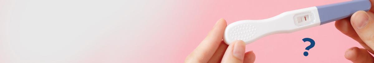 Schwach streifen schwangerschaftstest 2 schwacher Strich